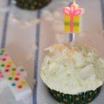 Cupcakes saludables por los 4 años de Gastroglam