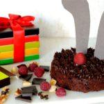 Torta de Navidad ligera, sin nada que envidiar a la tradicional