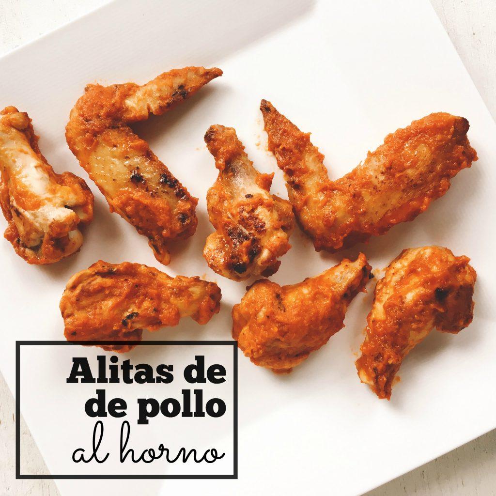 Alitas de Pollo al Horno1