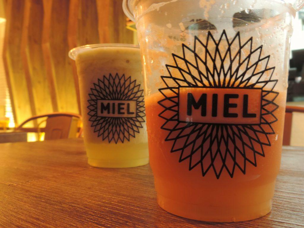 Miel, restaurante en Bogotá