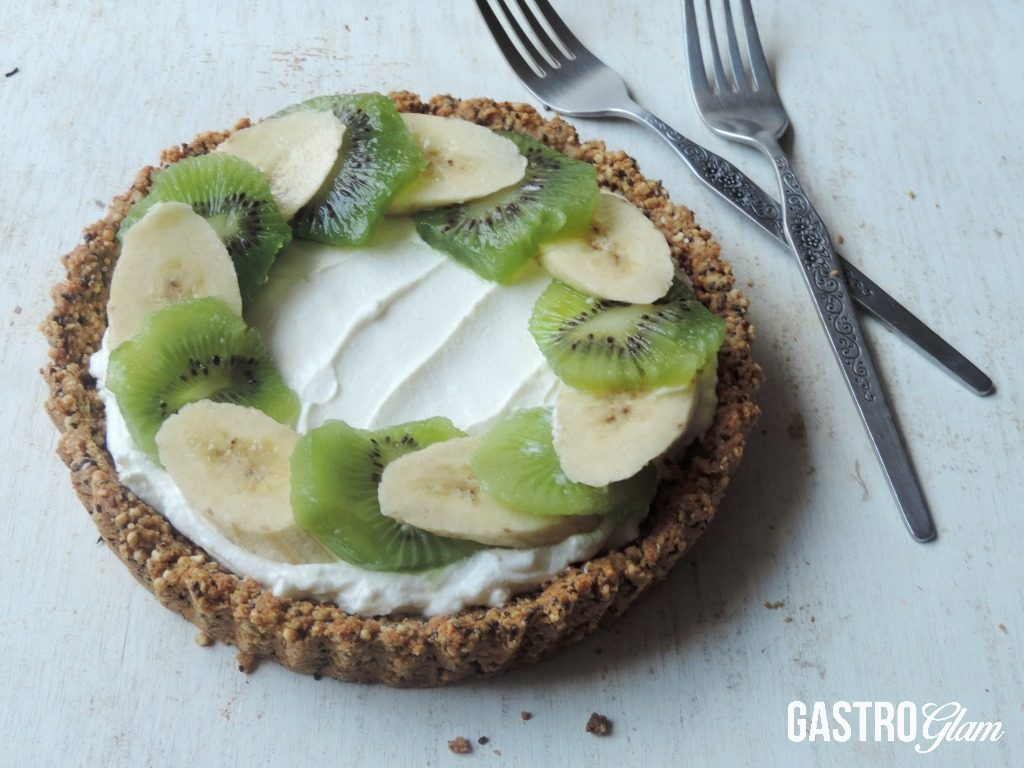 Tarta de granola (Post)