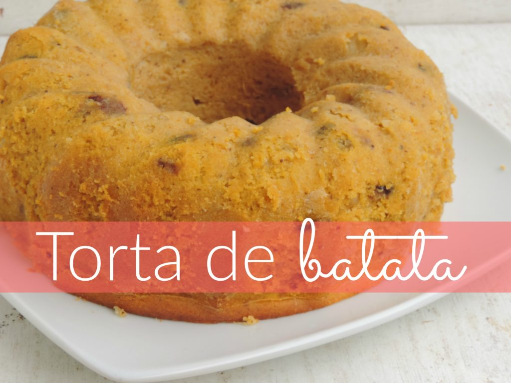 Torta de batata (Post)