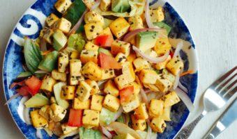 ¿Cómo hacer ensaladas saludables? Aprende en este post