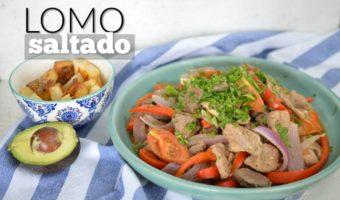 Lomo saltado, una receta con mucho sabor peruano