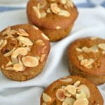 Muffins integrales con zanahoria, un delicioso despertar
