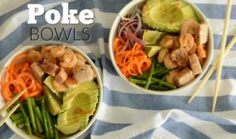 Poke bowls: ¿por qué están tan de moda?