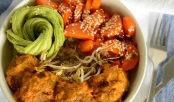 Albóndigas de lentejas, un placer sano y vegano