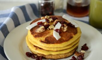 Pancakes de proteína, un reset delicioso