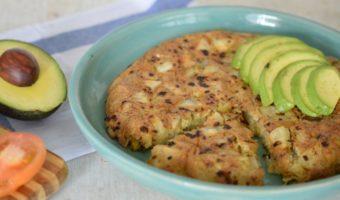 Tortilla de yuca, prueba un desayuno diferente