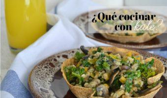 Qué es kale? Hablemos y cocinemos con este mega vegetal