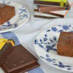 Brownie en cinco minutos para celebrar el día del chocolate